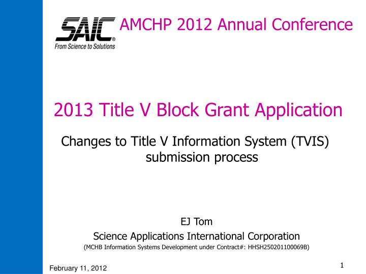 amchp 2012 annual conference n.