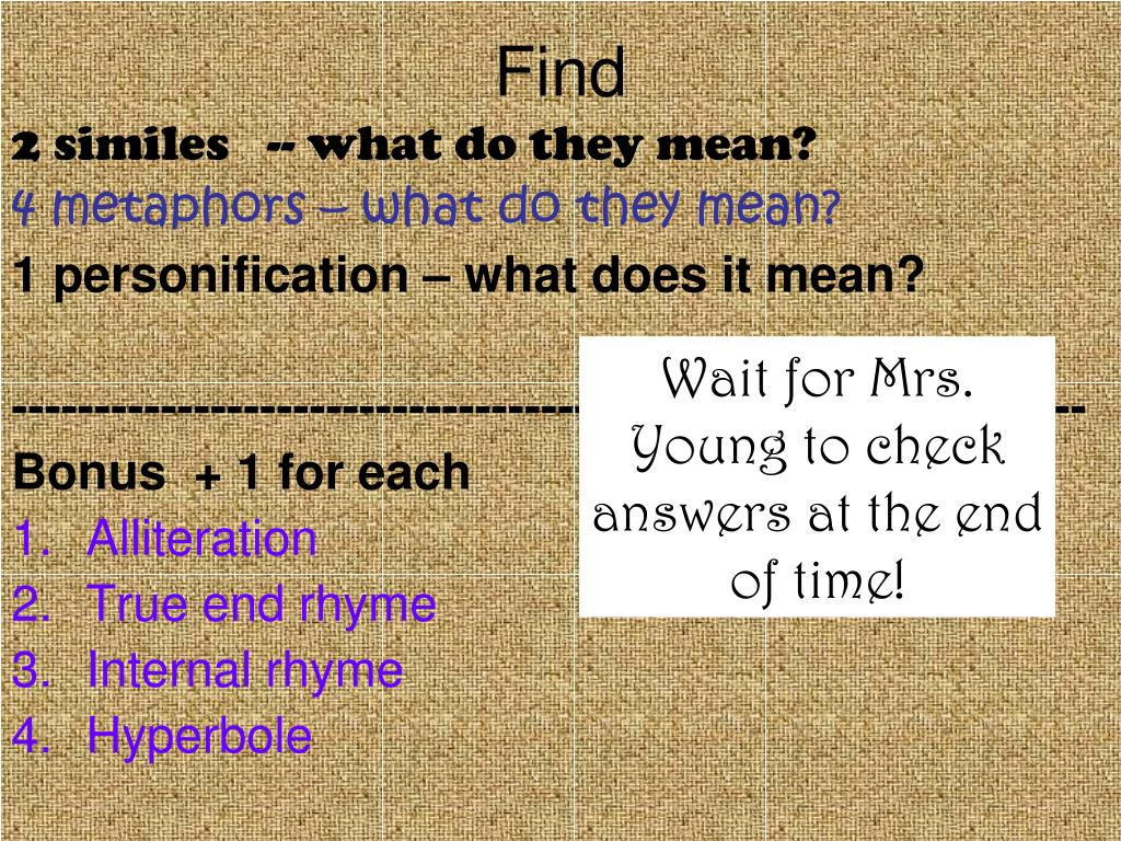 PPT - What is Poetry? PowerPoint Presentation, free ...