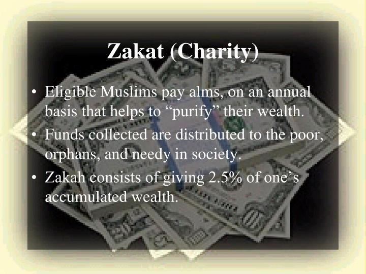Zakat (Charity)