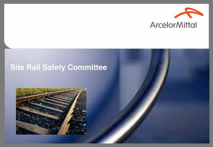 Site Rail Safety Committee