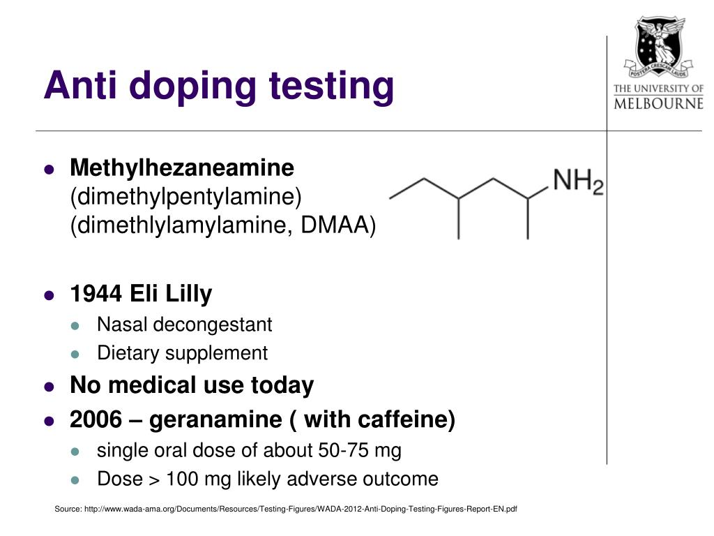 PPT - Eliminating doping in Sport: An impossible task