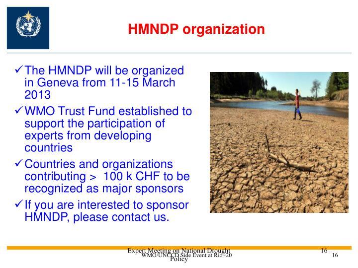 HMNDP organization