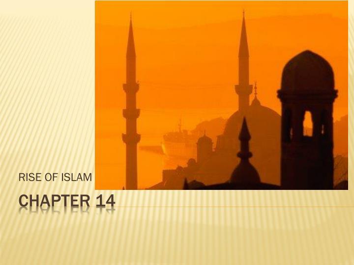 rise of islam n.