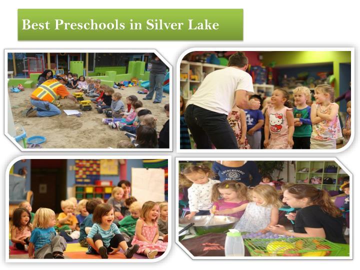 Best Preschools in Silver