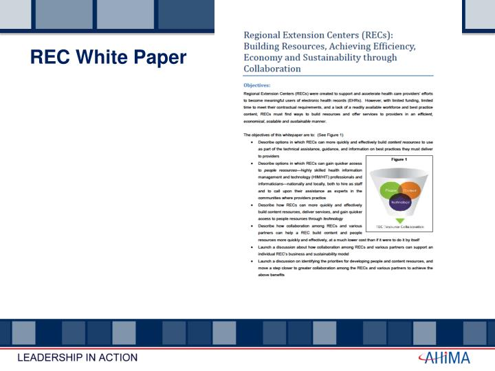 REC White Paper