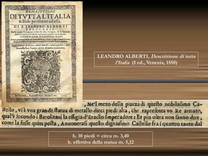 LEANDRO ALBERTI,