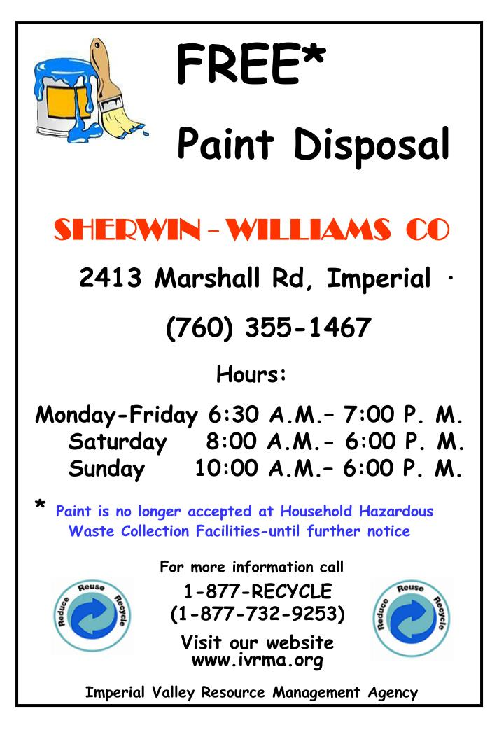 PPT - FREE* Paint Disposal PowerPoint Presentation - ID:3549150