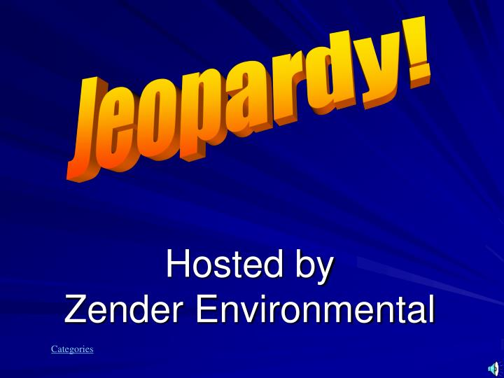 categories of environmental hazards