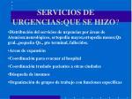 servicios de urgencias que se hizo1