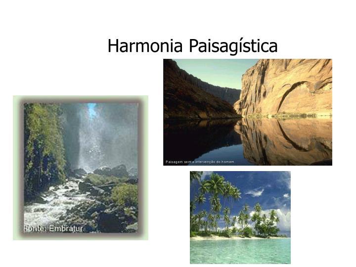 Harmonia Paisagística