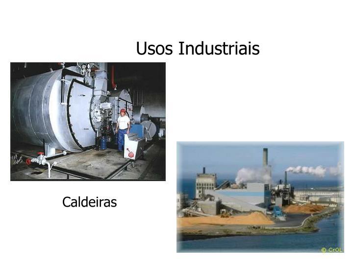 Usos Industriais