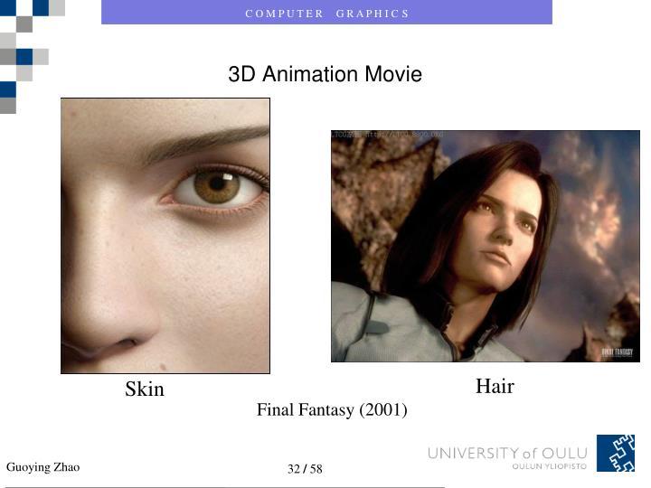 3D Animation Movie