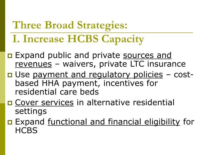 Medicaid Home And Community Based Services Waiver Maryland