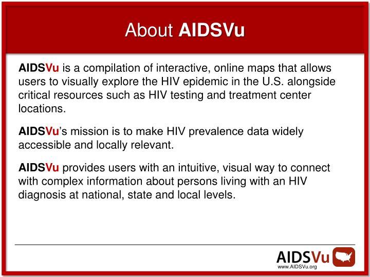About aidsvu