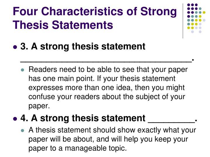 A descriptive research paper