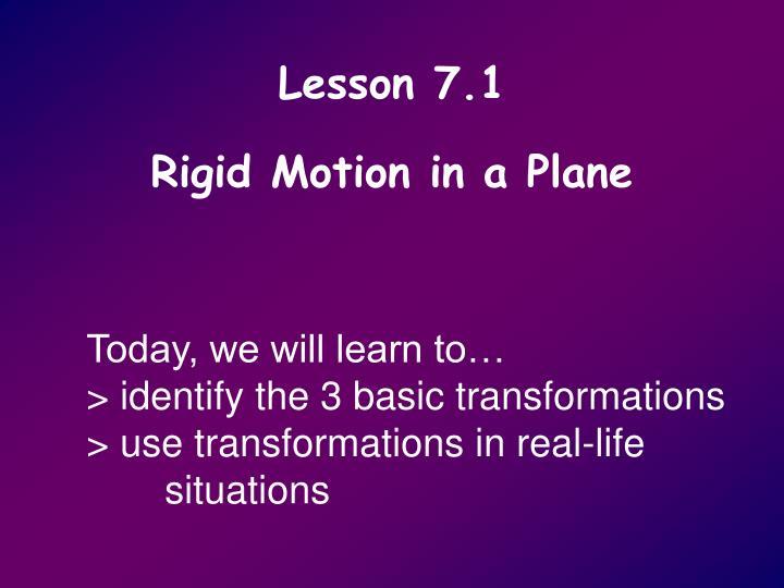 lesson 7 1 rigid motion in a plane n.
