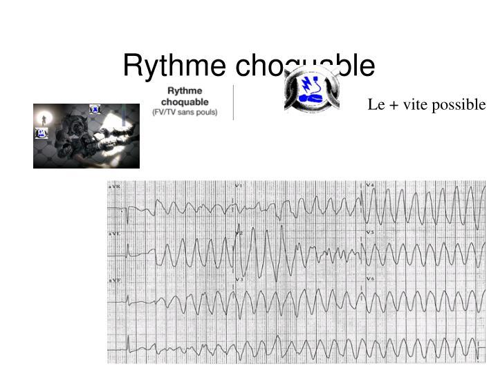 Rythme choquable1