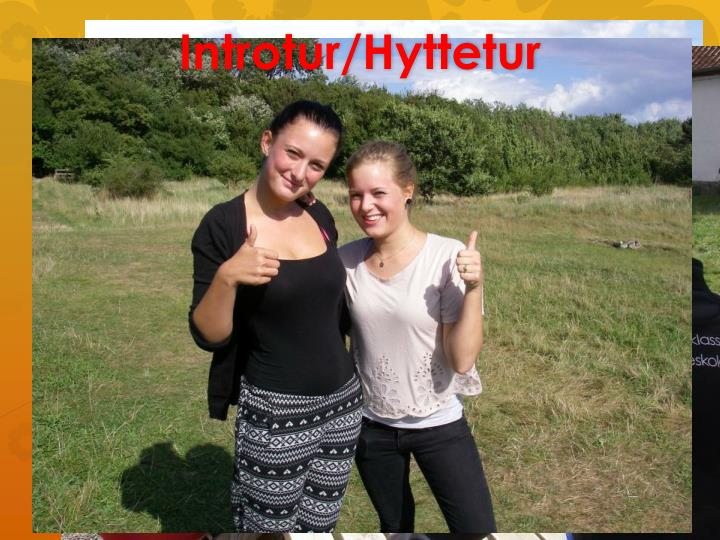 Introtur/Hyttetur
