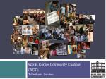 wards corner community coalition wcc tottenham london