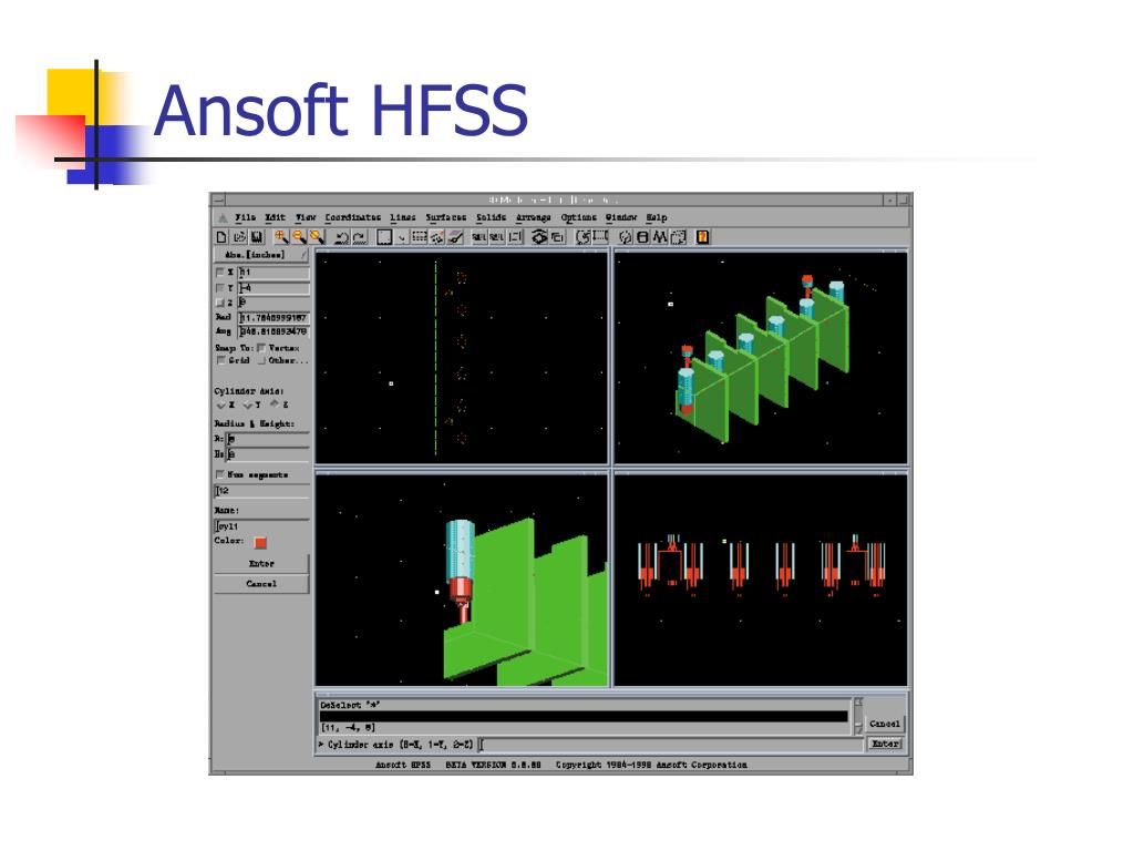PPT - Introduction to High Frequency Structure Simulator