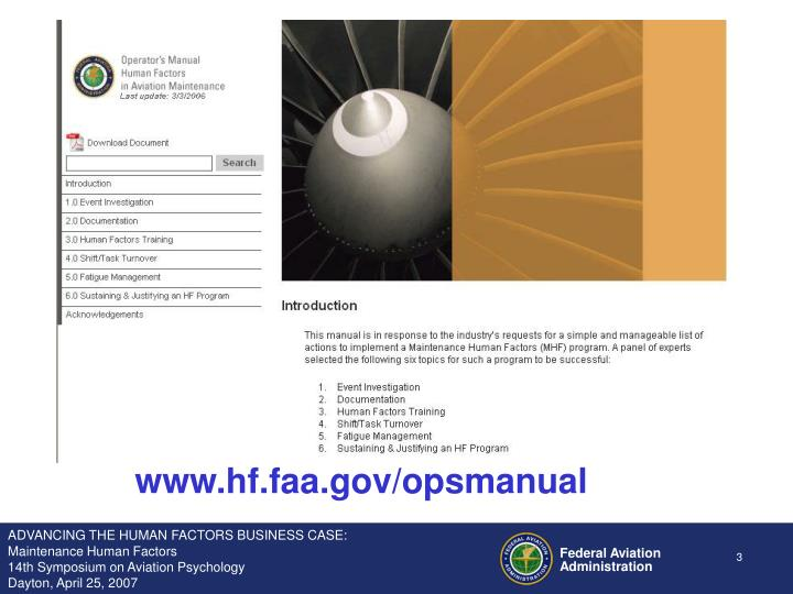 aviation human factors case analysis Human factors in aviation the human - in this case the maintenance technician or the national aviation safety data analysis center.