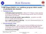 risk elements