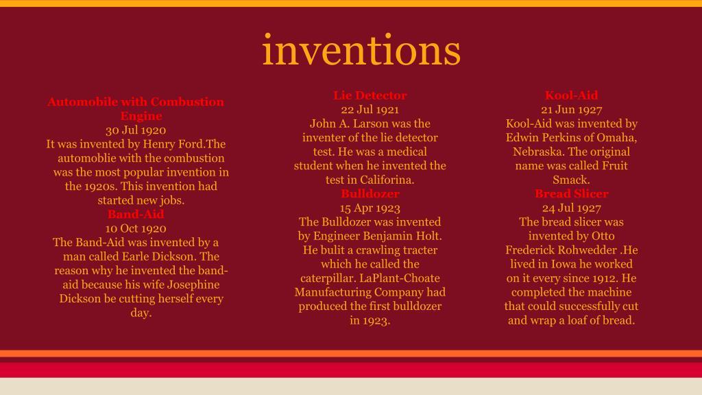 john augustus larson invented what in 1921?