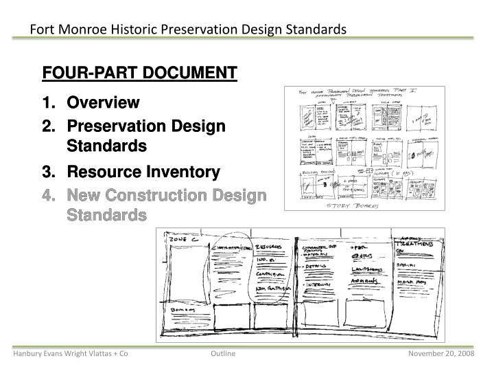 Fort monroe historic preservation design standards2
