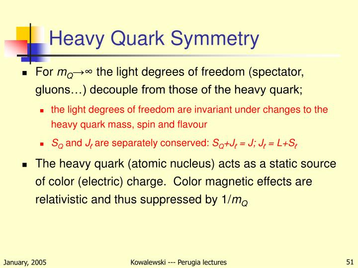 Heavy Quark Symmetry