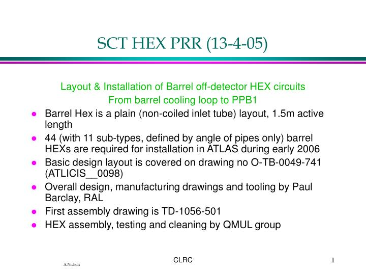 Sct hex prr 13 4 05