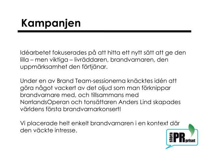 Kampanjen