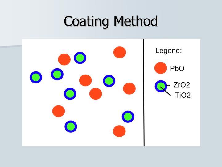 Coating Method