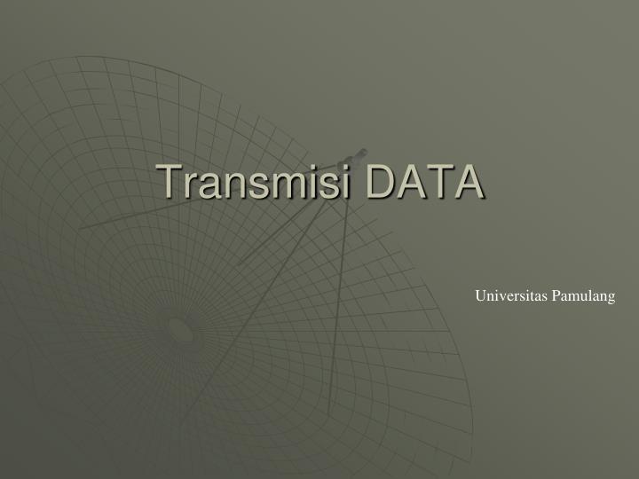 transmisi data n.