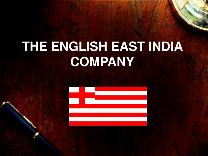 the english east india company n.
