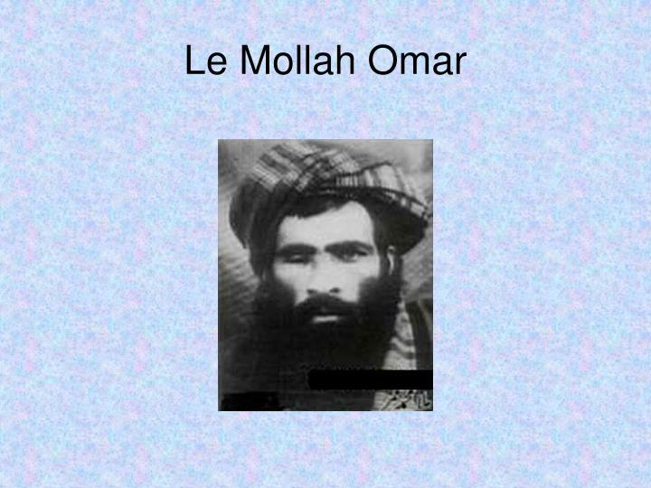 Le Mollah Omar