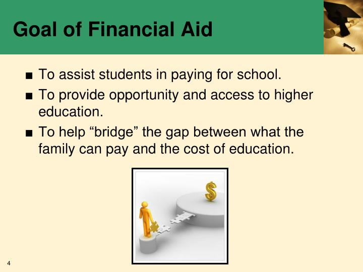 Goal of Financial Aid