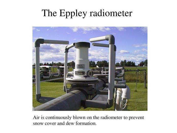 The Eppley radiometer