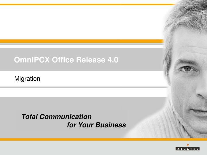 omnipcx office release 4 0 n.