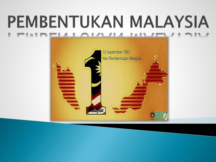 pembentukan malaysia n.