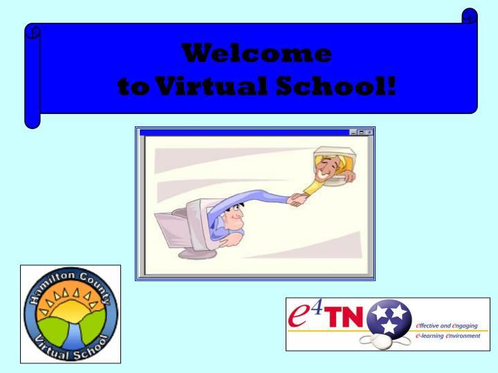 welcome to virtual school n.