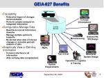 geia 927 benefits