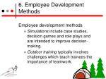 6 employee development methods1