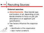 recruiting sources6