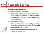 recruiting sources9
