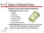 types of reward plans2