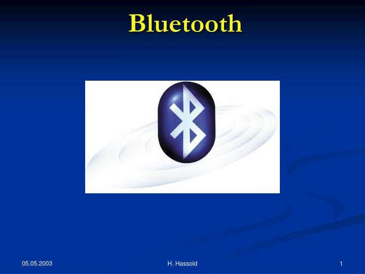 bluetooth n.