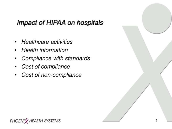the effects of the health insurance in terms of portability and accountability The health insurance portability and accountability act of 1996 (hipaa) presents an important challenge to the healthcare system in its evolution from a cottage.