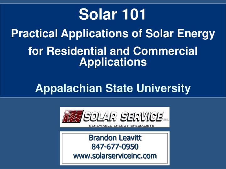 brandon leavitt 847 677 0950 www solarserviceinc com n.