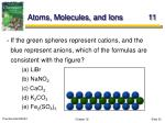 atoms molecules and ions 11