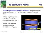 the structure of atoms 03